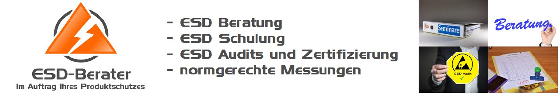 ESD-Schutz Beratung durch den ESD-Berater